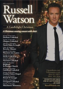 Russell Watson – A Candlelight Christmas