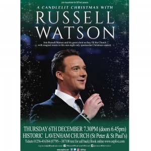 Russell Watson – A Candlelit Christmas
